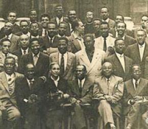 Primeiro Congresso de Intelectuais e Artistas Negros