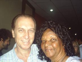 com Renato Pietro