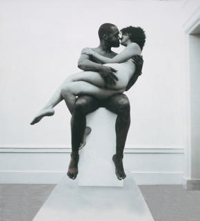 Tracey Rose, The kiss, 2002