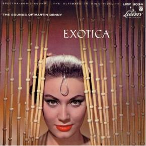 Martin Denny dá corpo à música exótica a partir da década de 1950