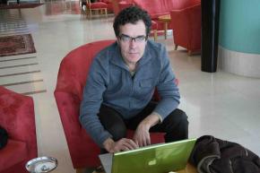 Victor Gama, fotografia de Marta Lança