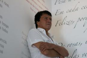Arménio Vieira, foto de Xan