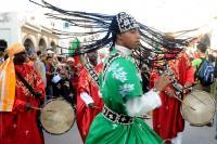 Le visible et l'invisible : 14e Festival d'Essaouira Gnaoua et Musiques du Monde (23-26 juin, 2011)