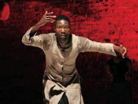 "Gregory Maqoma: ""Beautiful Me"" (Solo)"