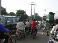 Burkina Faso – Uagadugu - a capital das duas rodas