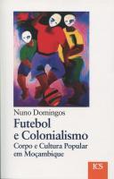 """Prefácio a """"Futebol e Colonialismo. Corpo e Cultura Popular em Moçambique"""" de Nuno Domingos"""