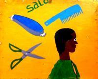 Barbearias de Bissau - anúncios