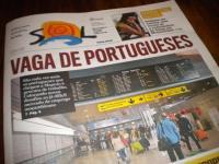 A carta aberta aos portugueses