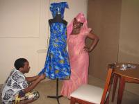 African tailors empowerment: an approach on co-learning