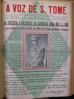 O cinzentismo da propaganda durante o Estado Novo - apontamentos acerca do jornal A Voz de S. Tomé