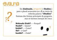 Plateformes angolaises pour l'apprentissage de langues nationales