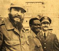 Relação Angola Cuba, entrevista a Christabelle Peters