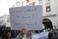 """Protestos Sociais em Marrocos e a dita """"primavera"""" dita """"árabe"""""""
