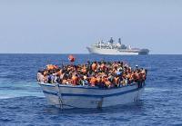 A Migração do Norte de África para a Europa: da Líbia rumo à Europa