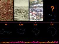CAMPUS UNIVERSITÁRIO: uma reflexão para o século XXI a partir do estudo de caso da instalação da Universidade de Cabo Verde