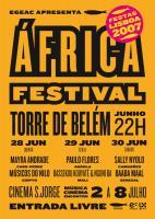 10 anos África Festival. Conhecer a vitalidade da criação africana, entrevista a Paula Nascimento