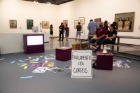 """Uma conversa entre a """"arte engajada"""" e a """"arte arquivista"""": ocupando as categorias para abrir os seus sentidos"""