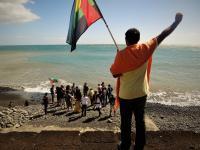 """Réunion avec le passé: les nouveaux marrons face au """"génocide culturel"""" européen"""
