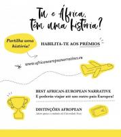 Tu e África têm uma história? - Narrativas Afro-Europeias