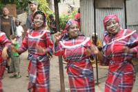 Tufo dance: Cultural heritage of Mozambique