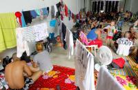 Angolanos ilegais a caminho dos Estados Unidos - os afogados