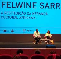 The Felwine Sarr conference in Portugal