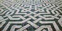 O fascínio da calçada portuguesa