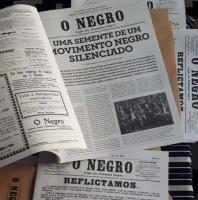 Jornal 'O Negro' - edição comemorativa do 110º aniversário