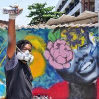 """Thó Simões: """"A arte urbana revela e denuncia os monstros da alma humana"""""""