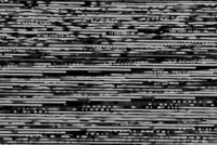 Um ecrã em mil tons de branco