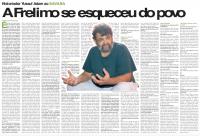 """Cabo Delgado: """"É preciso parar a guerra"""""""
