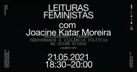 Leituras feministas com Joacine Katar Moreira