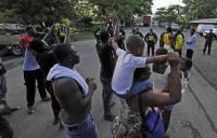 Angolanos ilegais a caminho dos Estados Unidos: os passageiros
