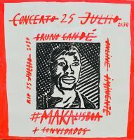 Concerto 25 de julho x #Makalisboa + convidados x Online 25.07, 21h30