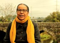 """A palavra nómada"", entrevista a Aida Gomes"