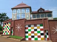 I went there to visit artists - artistic contexts in the cameroon