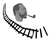 """""""Os pedaços de madeira de Deus"""" de Ousmane Sembene"""