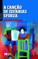 A Canção de Zefanias Sforza - pré-publicação PATRAQUIM