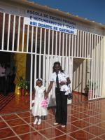 Ruy Duarte dá nome a escola do Namibe