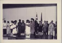 A transição de Neto a dos Santos: os discursos presidenciais sobre as relações internacionais de Angola e o conflito com a UNITA (1975-1988)
