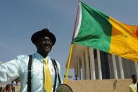 Por um novo equilíbrio mundial, Fórum Social Mundial, Dakar