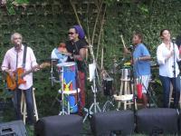 """A música é uma conversa de gente educada: """"Mart'nália em África"""""""