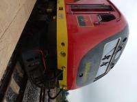 Un premier train sur les rails en Angola, 9 ans après la fin de la guerre