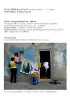 A África das periferias de Lisboa: a produção artística na periferia