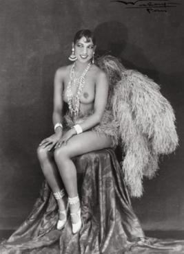 Josephine Baker, Burlesque